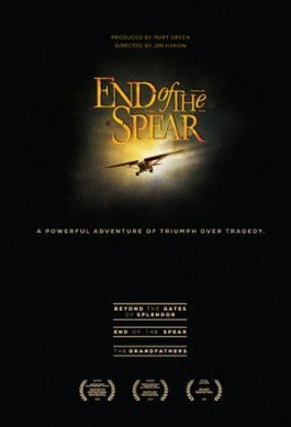 The End of the Spear 3 DVD Box set