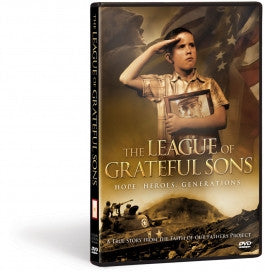 The League of Grateful Sons DVD