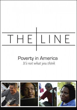 The Line: Poverty In America DVD