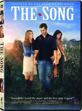 The Song Movie DVD