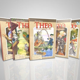 Theo 5 DVD Set Vol 1-5