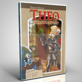 Theo Vol 2: Gods Grace DVD