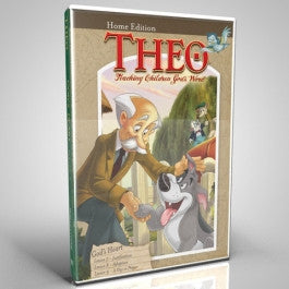 Theo Vol 3: Gods Heart DVD