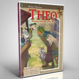 Theo Vol 4: Gods Truth DVD