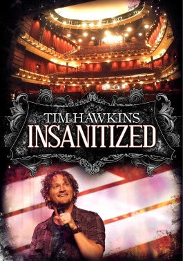 Tim Hawkins Insanitized DVD