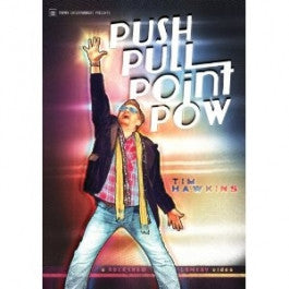 Tim Hawkins Push Pull Point Pow DVD