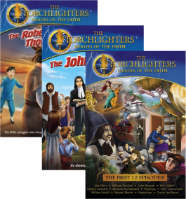 Torchlighters Complete 14 DVD Set