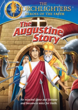 Torchlighters: The Augustine Story DVD