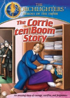 Torchlighters: The Corrie Ten Boom Story DVD