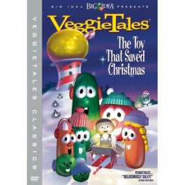 VeggieTales: The Toy that Saved Christmas DVD