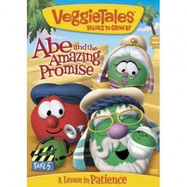 VeggieTales: Abe and the Amazing Promise DVD