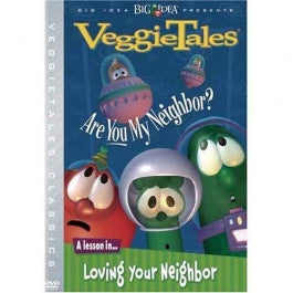 VeggieTales: Are You my Neighbor DVD