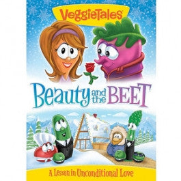 VeggieTales: Beauty and the Beet DVD