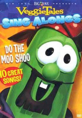VeggieTales: Do The Moo Shoo DVD