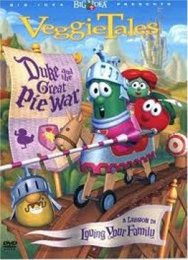 VeggieTales: Duke And The Great Pie War DVD