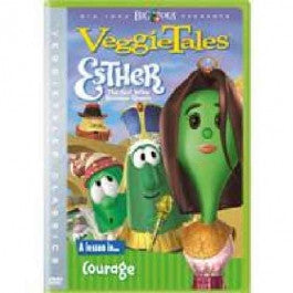 VeggieTales: Esther - The Girl Who Became Queen DVD