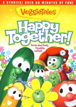 VeggieTales: Happy Together! DVD
