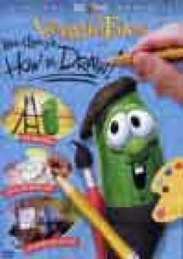 VeggieTales: How to Draw With Bob and Larry DVD