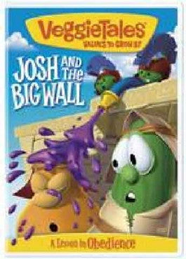 VeggieTales: Josh and the Big Wall DVD