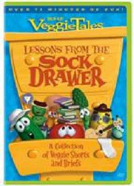 VeggieTales: Lessons from the Sock Drawer DVD