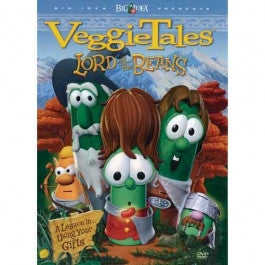 VeggieTales: Lord of the Beans DVD