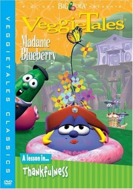 VeggieTales: Madame Blueberry DVD