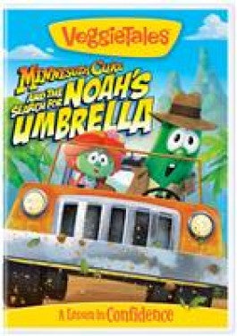VeggieTales: Minnesota Cuke and the Search for Noahs Umbrella DVD