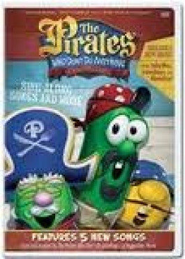 VeggieTales: The Pirates Movie Sing Along Songs DVD