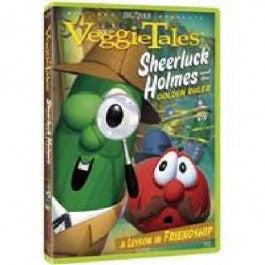 VeggieTales: Sheerluck Holmes and the Golden Ruler DVD