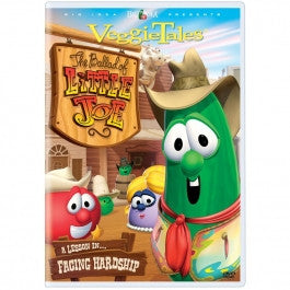 VeggieTales: The Ballad of Little Joe DVD