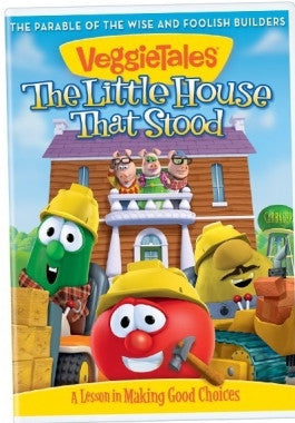 VeggieTales: The Little House that Stood DVD