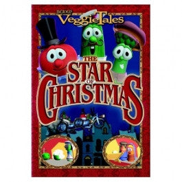 VeggieTales: The Star of Christmas DVD