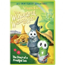 VeggieTales: The Wonderful Wizard of Has DVD