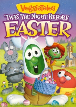 VeggieTales: Twas The Night Before Easter DVD