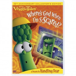 VeggieTales: Wheres God When Im Scared DVD
