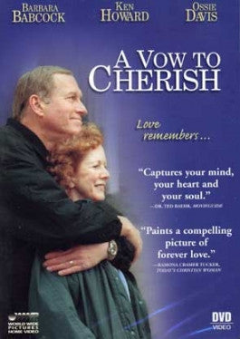 A Vow To Cherish DVD