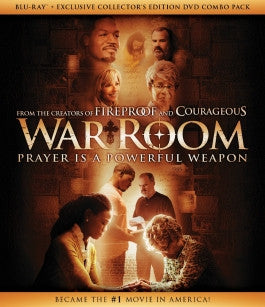 War Room Bluray/DVD Combo