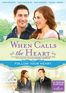 When Calls the Heart: Follow your Heart DVD