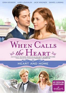 When Calls the Heart: Heart and Home DVD