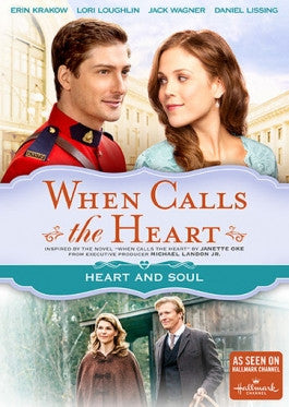 When Calls the Heart: Heart and Soul DVD