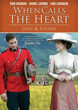 When Calls the Heart: Lost and Found DVD