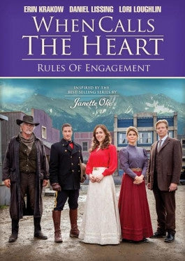 When Calls The Heart: Rules of Engagement DVD