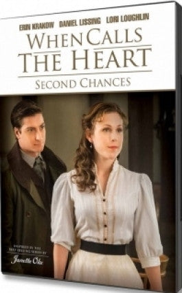 When Calls the Heart: Second Chances DVD