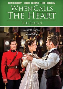 When Calls The Heart: The Dance DVD