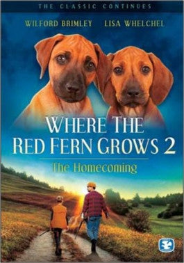 Where The Red Fern Grows 2 DVD
