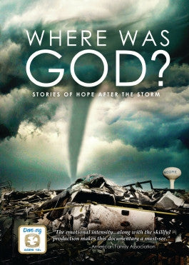 Where Was God? DVD