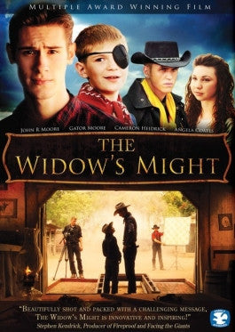 The Widows Might DVD