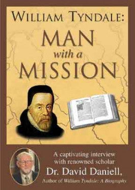 William Tyndale: Man with a Mission DVD