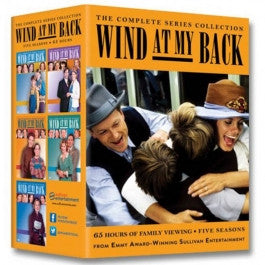 Wind At My Back Complete 5 Season DVD Set