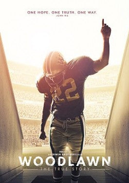 Woodlawn The True Story DVD